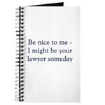 Lawyer Someday Journal