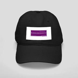 MY REALITY CHECK BOUNCED Black Cap