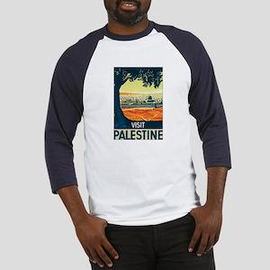 Palestine Holy Land Baseball Jersey