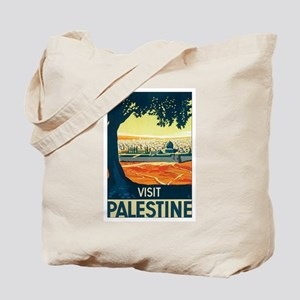 Palestine Holy Land Tote Bag