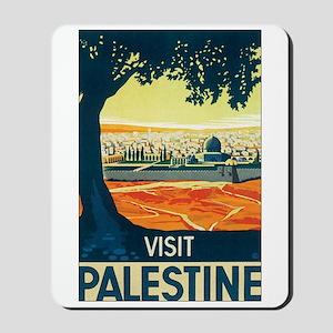 Palestine Holy Land Mousepad