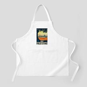 Palestine Holy Land BBQ Apron