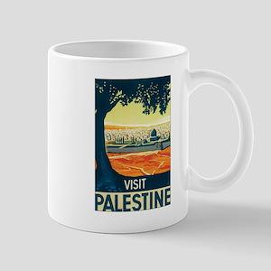 Palestine Holy Land Mug