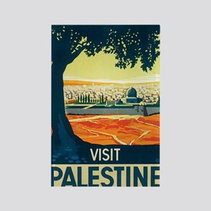 Palestine Holy Land Rectangle Magnet