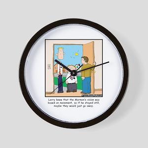 Tyrannomissionary Wall Clock