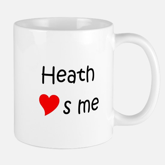 Unique Heath love Mug