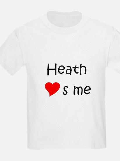 Cute Heath love T-Shirt