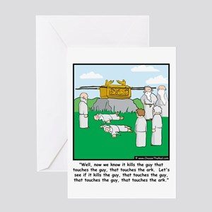 The Ark Greeting Card