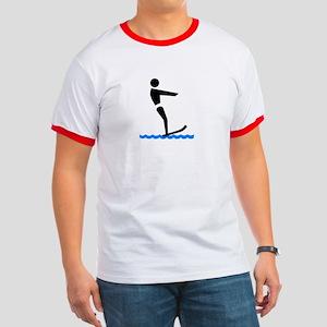Water Ski Ringer T