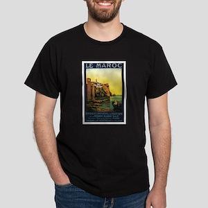 Morocco Maroc Dark T-Shirt