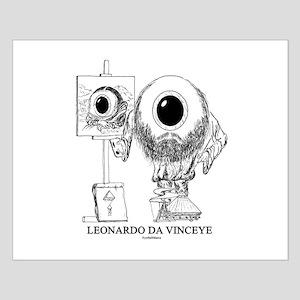 Leonardo da Vinci Small Poster