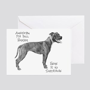 American Pit Bull Terrier...There is No Substitute