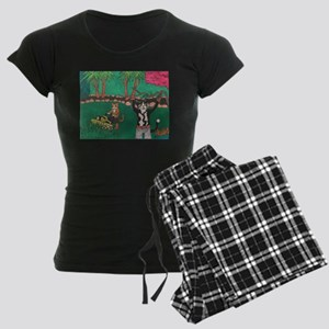 Spring Gardening Pajamas