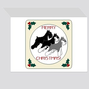 Msc stationery cafepress christmas greeting cards pk of 10 mscn logo m4hsunfo