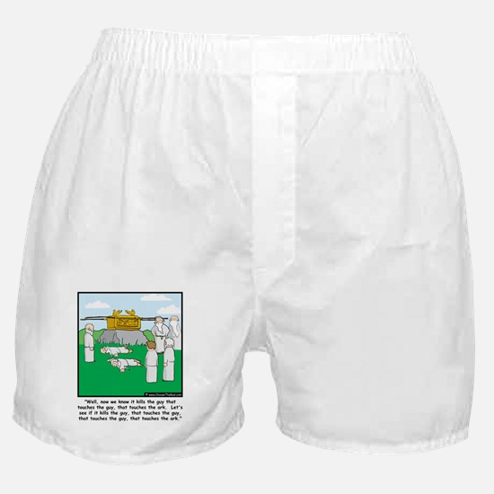 The Ark Boxer Shorts
