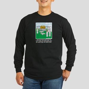 The Ark Long Sleeve Dark T-Shirt