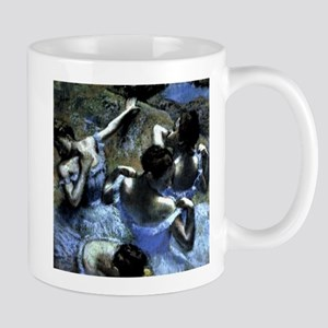Degas' Blue Dancers Mug