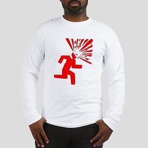 Headshot Long Sleeve T-Shirt
