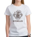Vintage Seychelles Women's T-Shirt