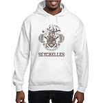Vintage Seychelles Hooded Sweatshirt