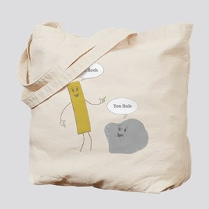 U Rock; U Rule Tote Bag
