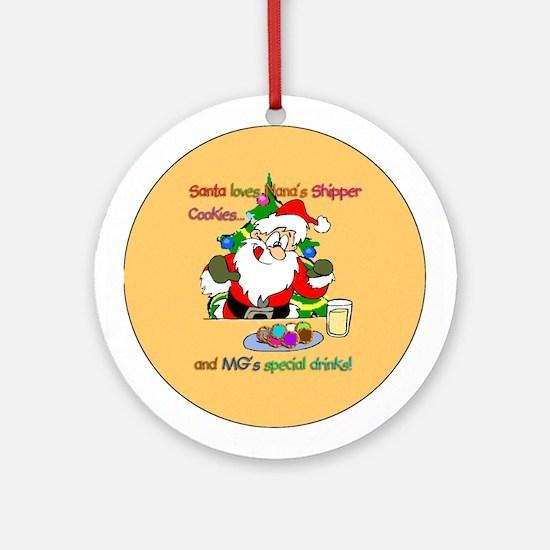 Shipper Cookies Ornament