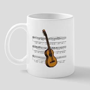 Music (Guitar) Mug