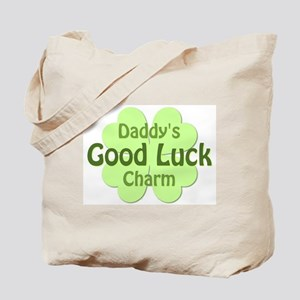 Daddy Good Luck Charm Tote Bag