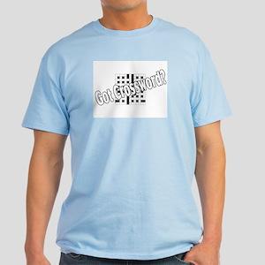 Got Crossword? Light T-Shirt