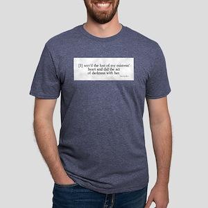 act of darkness Ash Grey T-Shirt