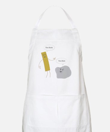 U Rock; U Rule BBQ Apron