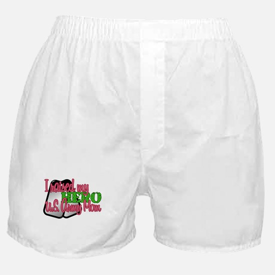 Unique Army brat mom Boxer Shorts