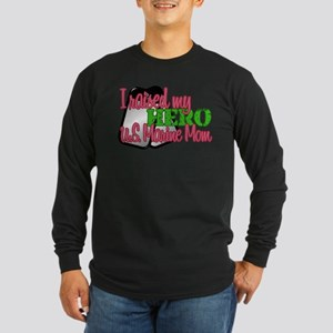 heromarinemom Long Sleeve T-Shirt