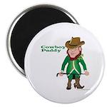 Cowboy Paddy Magnet
