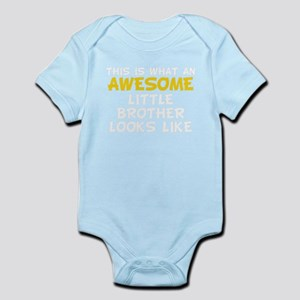 Awesome Little Brother Body Suit