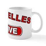 Seychelles Native Mug