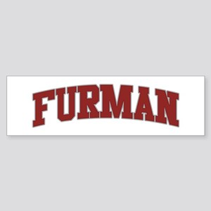 FURMAN Design Bumper Sticker