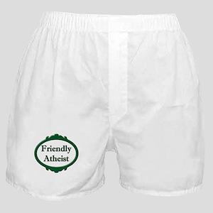 Friendly Atheist Boxer Shorts