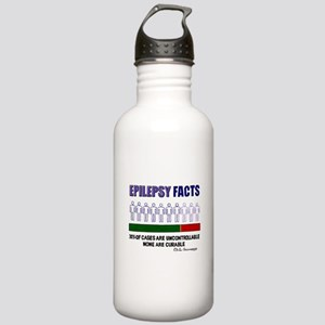 30% UNCONTROLLABLE Stainless Water Bottle 1.0L