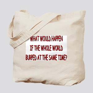 Burp? Tote Bag