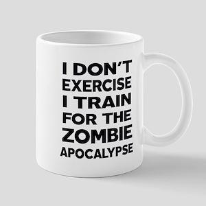 I DON'T EXERCISE Mugs