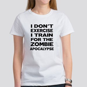 I DON'T EXERCISE T-Shirt