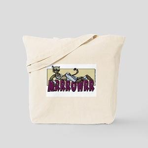 MRRROWRR! Tote Bag
