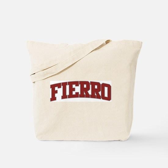 FIERRO Design Tote Bag