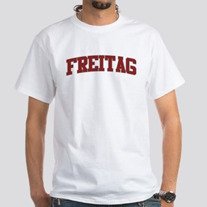 FREITAG Design White T-Shirt