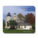 Mcgulpin Point Lighthouse Fall Mousepad