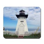 Olcott Lighthouse Mousepad