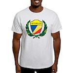 Stylized Seychelles Light T-Shirt