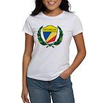 Stylized Seychelles Women's T-Shirt