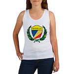 Stylized Seychelles Women's Tank Top